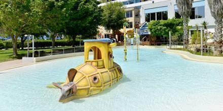 Barnpoolen på Esperides Beach Family Hotel, Rhodos.