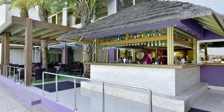 Bar på hotell Esperides Beach Family Hotel, Rhodos.