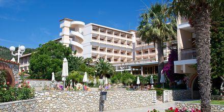 Hotell Esperides på Skiathos, Grekland.