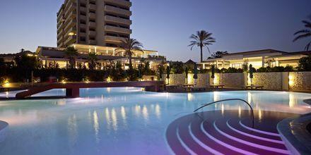 Hotell Esperos Mare på Rhodos, Grekland.