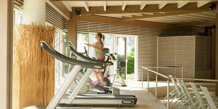Gymmet på hotell Esperos Mare på Rhodos, Grekland.