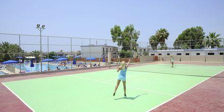 Tennis på hotell EuroNapa i Ayia Napa, Cypern.