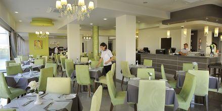 Restaurang på hotell EuroNapa i Ayia Napa, Cypern.