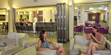 Bar på hotell EuroNapa i Ayia Napa, Cypern.