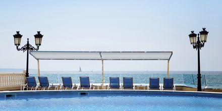 Poolområdet på Europe Playa Marina i Illetas på Mallorca.