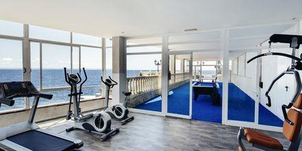 Gym på Europe Playa Marina i Illetas på Mallorca.