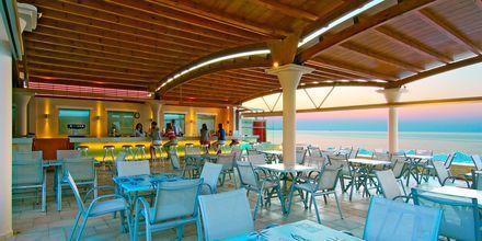 Bar på Eva Bay på Kreta.