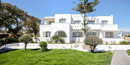 Hotell Evdokia på Naxos, Grekland.