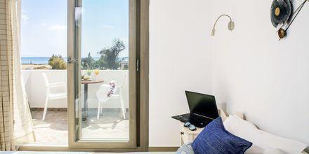 Lägenhet på hotell Evdokia i Plaka Beach, Naxos.