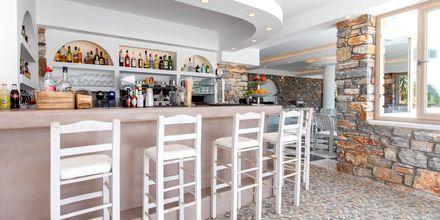 Bar på hotell Evdokia på Naxos.
