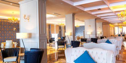 Hotell Fafa Grand Blue i Durres Riviera i Albanien.