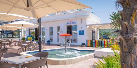 Barnpool på hotell Fafa Grand Blue i Durres Riviera i Albanien.