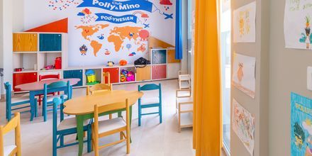 Club Polly & Mino på hotell Fafa Grand Blue i Durres Riviera i Albanien.