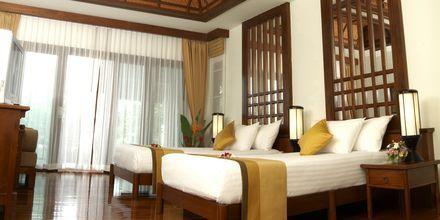 Dubbelrum i bungalow på Fair house Villas & Spa på Koh Samui.