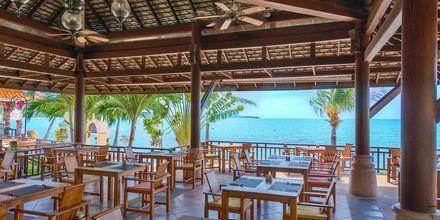 Restaurang på Fair House Villas & Spa på Koh Samui, Thailand.