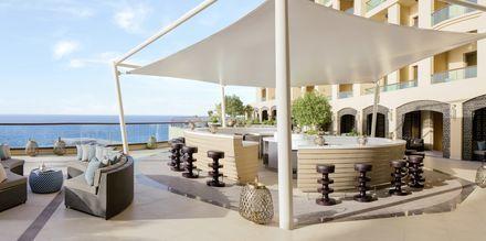 Badr Lounge på hotell Fairmont Ajman i Förenade Arabemiraten.