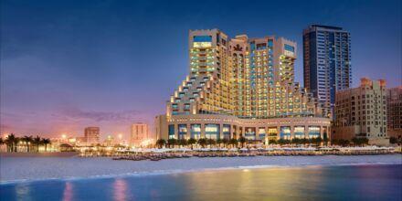 Hotell Fairmont Ajman i Förenade Arabemiraten.