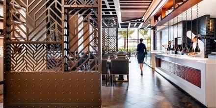 Restaurang Gioia på hotell Fairmont Ajman i Förenade Arabemiraten.