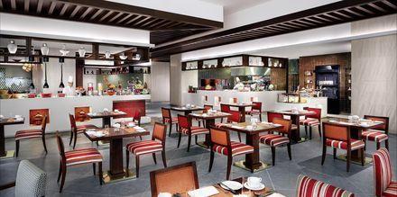 Restaurang Spectrum på hotell Fairmont Ajman i Förenade Arabemiraten.