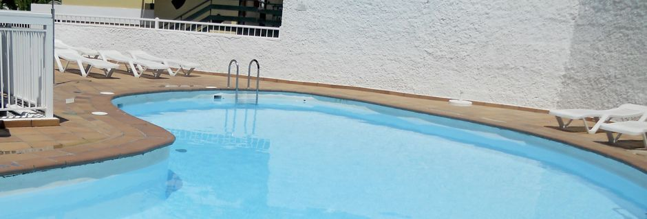 Hotell Faisan i Playa del Inglès, Gran Canaria.