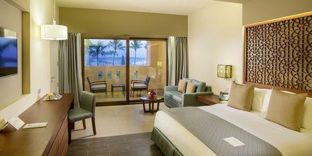 Deluxerum på Fanar Hotel & Residences i Salalah, Oman.