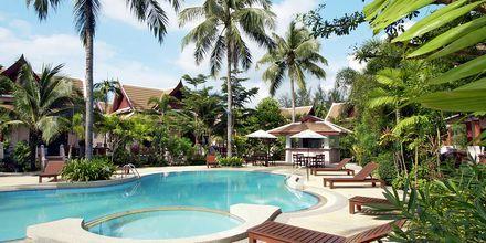 Fanari Khaolak Resort Courtyard