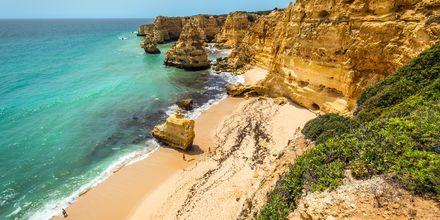Algarvekusten, Portugal.
