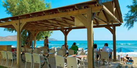 Hotell Faros i Kato Stalos, Kreta.