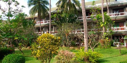 First Bungalow Beach Resort på Koh Samui, Thailand.