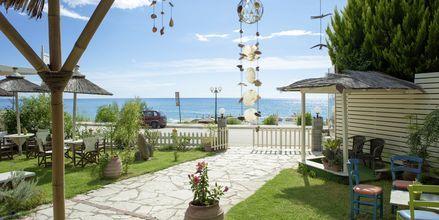 Hotell Flevas Mill i Vrachos, Grekland.