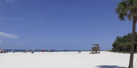 Anna Maria Island i Florida, USA.