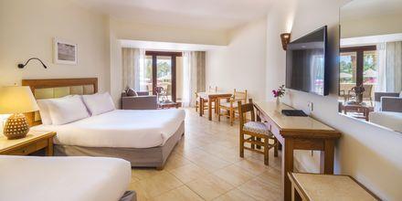 Familjerum på hotell Fort Arabesque Resort, Spa & Villas i Makadi Bay, Egypten.