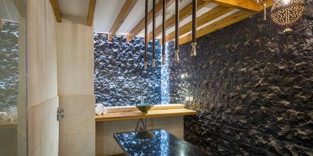 Spa på hotell Fort Arabesque Resort, Spa & Villas i Makadi Bay, Egypten.