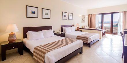 Juniorsvit på hotell Fort Arabesque Resort, Spa & Villas i Makadi Bay, Egypten.