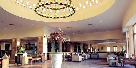 Lobby på hotell Fort Arabesque Resort, Spa & Villas i Makadi Bay, Egypten.