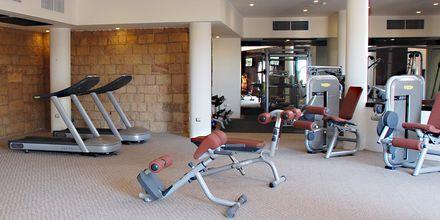Gym på hotell Fort Arabesque Resort, Spa & Villas i Makadi Bay, Egypten.