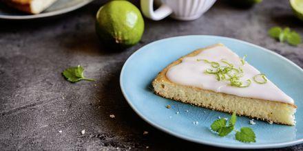 Florida har en efterrätt som gjort sig känd världen över - Key Lime Pie. Mums!