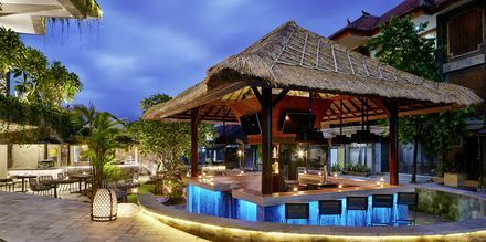 Hotell Four Points By Sheraton Bali Kuta på Bali, Indonesien.