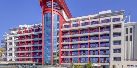 Poolområdet på hotell Four Views Monumental Lido i Funchal, Madeira.