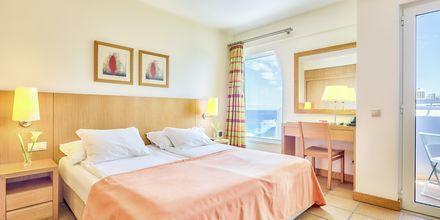 Enrumslägenhet på hotell Four Views Monumental Lido i Funchal, Madeira.