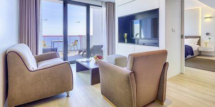 Tvårumslägenhet på hotell Four Views Monumental Lido i Funchal, Madeira.