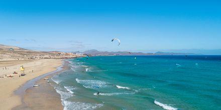 Costa Calma på Fuerteventura.