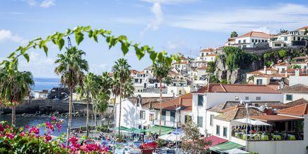 Funchal på Madeira i Portugal