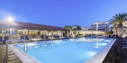 Poolen på hotell Galaxy Beach Resort i Laganas, Zakynthos.
