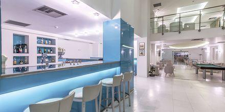 Bar på hotell Galaxy Beach Resort i Laganas, Zakynthos.