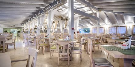 Restaurang på hotell Galaxy Beach Resort i Laganas, Zakynthos.