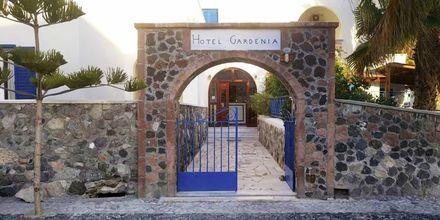 Hotell Gardenia på Santorini, Grekland.
