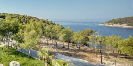 Gava Waterman Resort Milna, Brac, Kroatien.