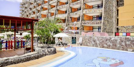 Barnpool på Gloria Palace Amadores Thalasso & Hotel, Gran Canaria.