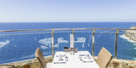 Restaurang på Gloria Palace Amadores Thalasso & Hotel, Gran Canaria.